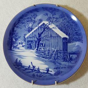 Vintage Japanese Made Plate